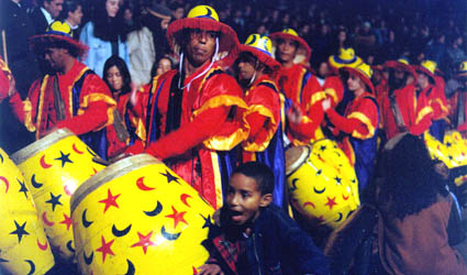 Children and Candombe