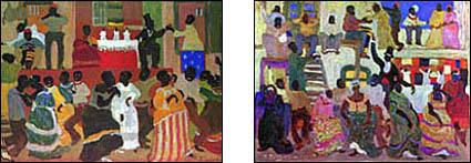 Figari Painting