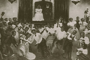 Old Candombe Photo